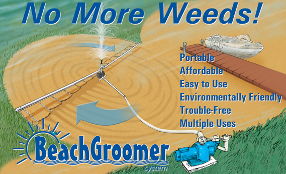 BeachGroomer System
