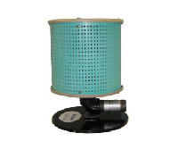 80 Gallon Big Foot Filter & Stand w/ Filter Matting